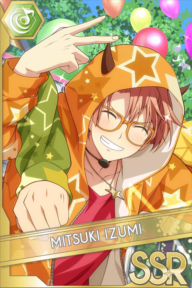 Mitsuki Izumi (Unit)