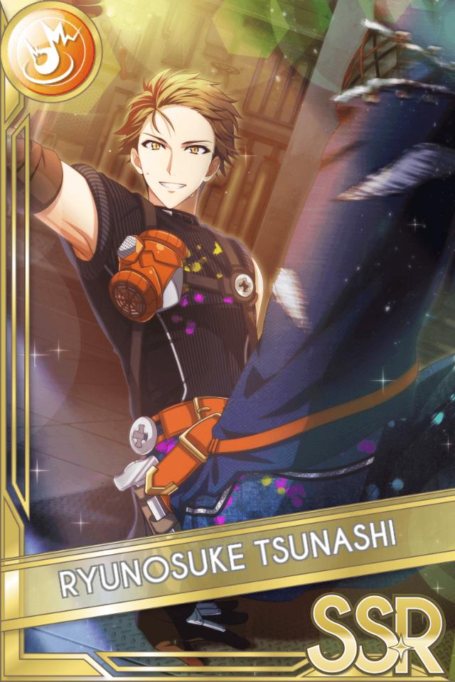 Ryunosuke Tsunashi (BROADWAY)