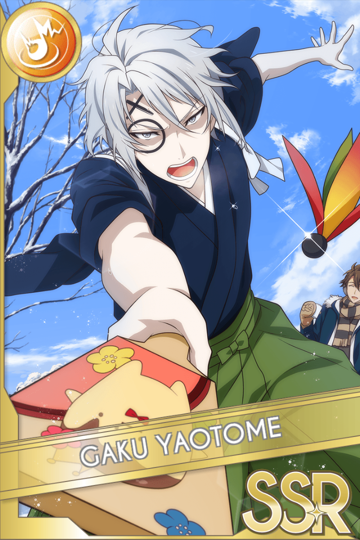Gaku Yaotome (New Year)