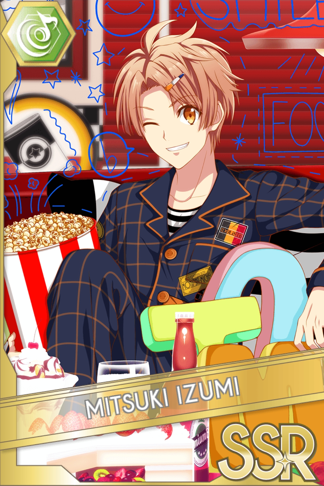Mitsuki Izumi (Photogenic Life)