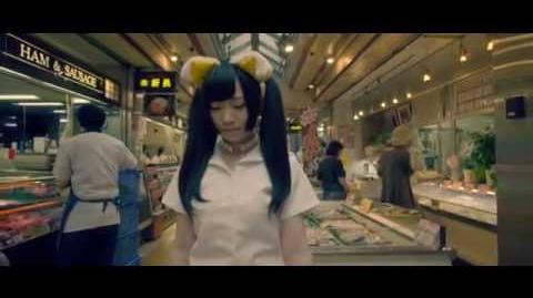 GINGANEKO グッバイ, ラズルカ 【MUSIC VIDEO】