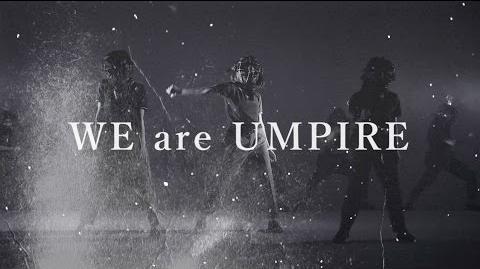 絶対直球女子!プレイボールズ「WE are UMPIRE」MusicVideo