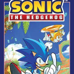 Sonic the Hedgehog Graphic Novel Series
