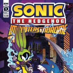 IDW Sonic the Hedgehog: Imposter Syndrome Issue 1