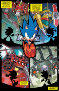 Preview sonic idw vol.1 page 4