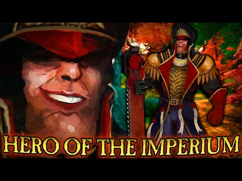 Heroes of the 41st Millennium - Commissar Ciaphas Cain, HERO OF THE IMPERIUM