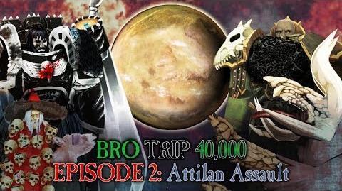 Episode 2: Attilan Assault