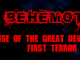BEHEMOTH Trilogy