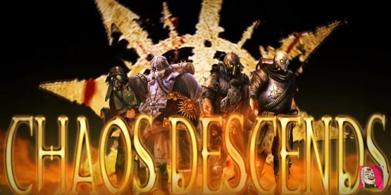 Chaos Descends