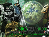 BRO TRIP 40,000: A Tale of Two Primarchs