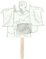 Rogal Dorn MAGICAL PAIN GLOVE Popsicle EP24