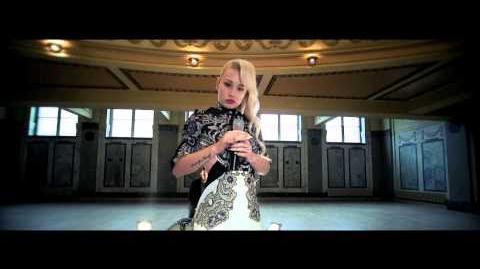 Iggy Azalea - Work Stripped (VEVO LIFT UK)