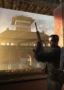 Igi2 jones chinese temple