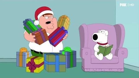 La canzoncina di Natale dei Griffin