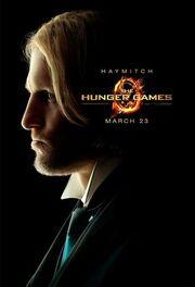 Igrzyska Śmierci plakat Haymitch.jpg