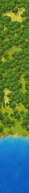Town levels 1 through 48 (Forest)