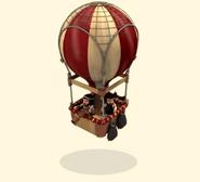 Ballon-Bombardier