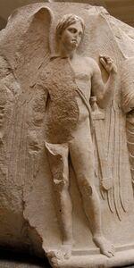 s42 / Thanatos / Letum (Roman) / Mors (Roman) - The Greek personification of death