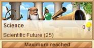 Scientific Future Level 25 small