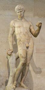 s52 / Adonis / Dumuzid (Mesopotamian) / Tammuz (Mesopotamian) / Tammuz (Levantine/Canaanite) - The mortal lover of the goddess Aphrodite (Venus)