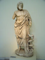 s26 / Aesculapius / Asklepios / Asclepius (Roman) - Greek God of medicine, healing, rejuvenation and physicians