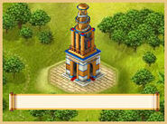 Rudere della torre helios