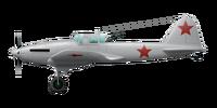 IL-2 AM-38F (model 1943)