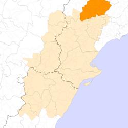 Localització de les Garrigues.png