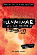 Illuminae Danish Cover