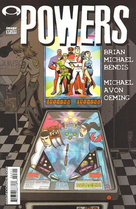 Cover for Powers #27 (2003)