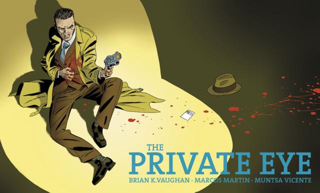 The Private Eye Vol 1 6