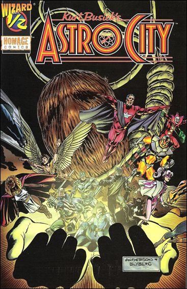 Astro City Vol 2 ½