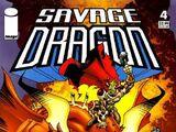 Savage Dragon: God War Vol 1 4