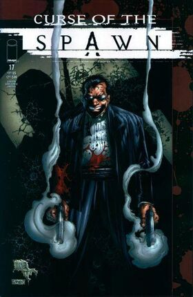 Cover for Curse of the Spawn #17 (1998)