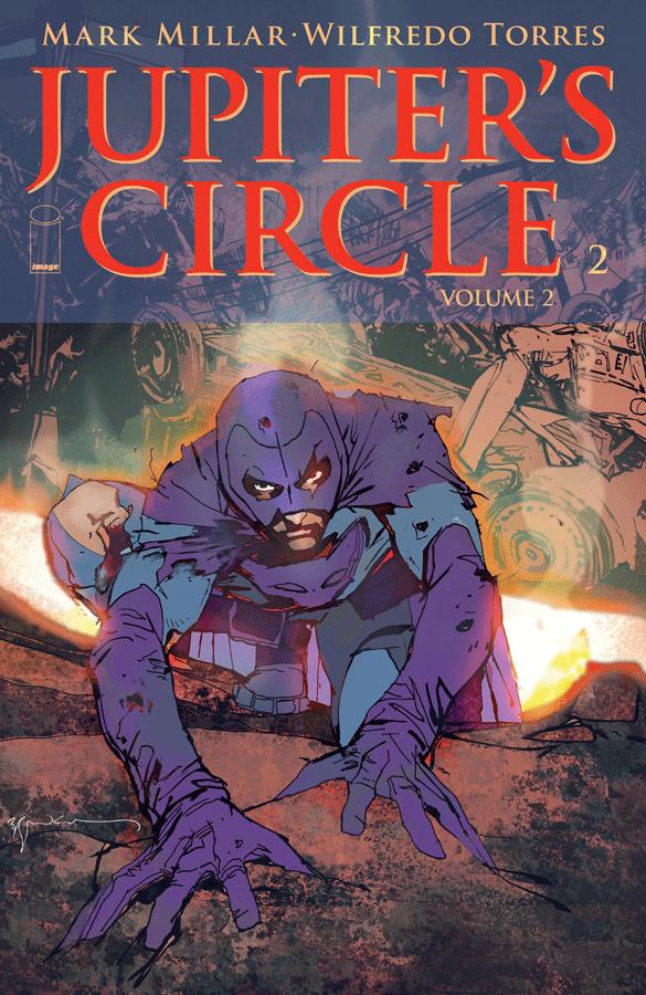 Jupiter's Circle Vol 2 2