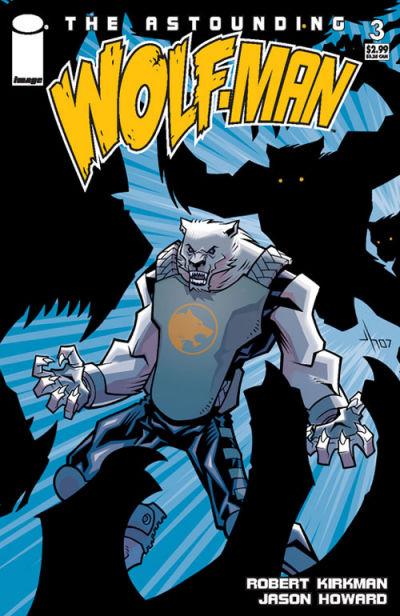 Astounding Wolf-Man Vol 1 3