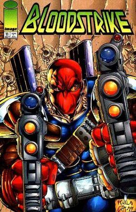 Cover for Bloodstrike #11 (1994)