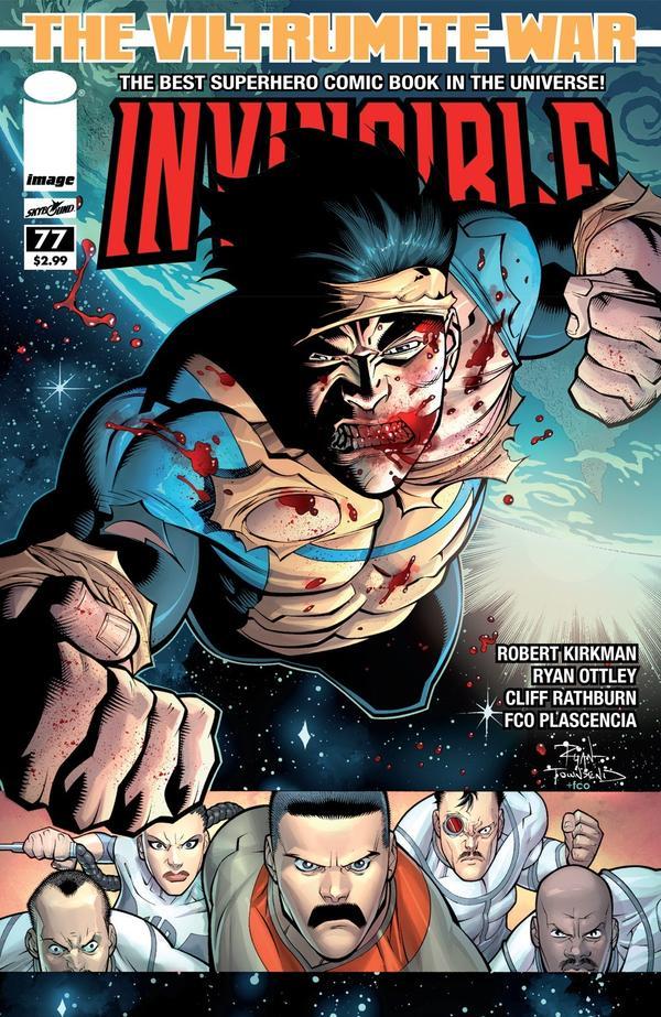 Invincible Vol 1 77