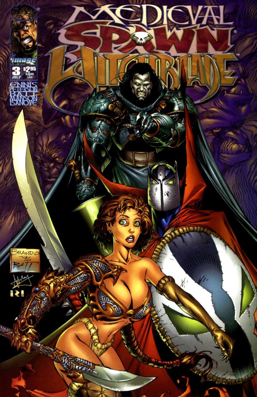 Medieval Spawn/Witchblade Vol 1 3