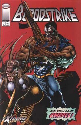 Cover for Bloodstrike #7 (1994)
