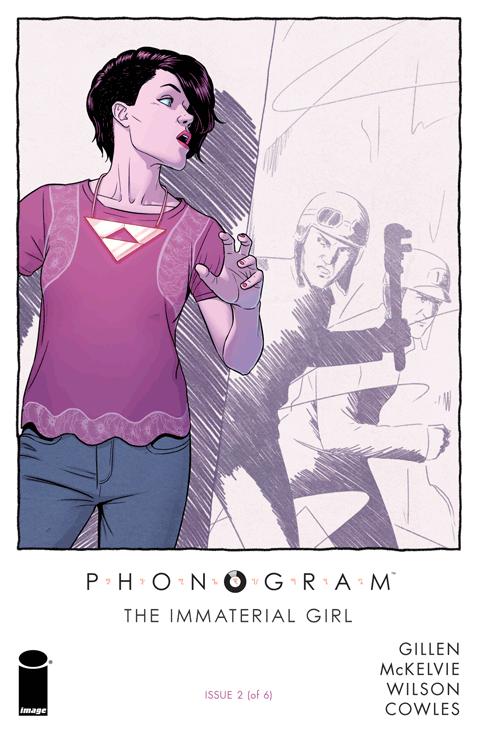 Phonogram: The Immaterial Girl Vol 1 2