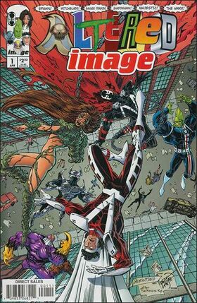Cover for Altered Image #1 (1998)
