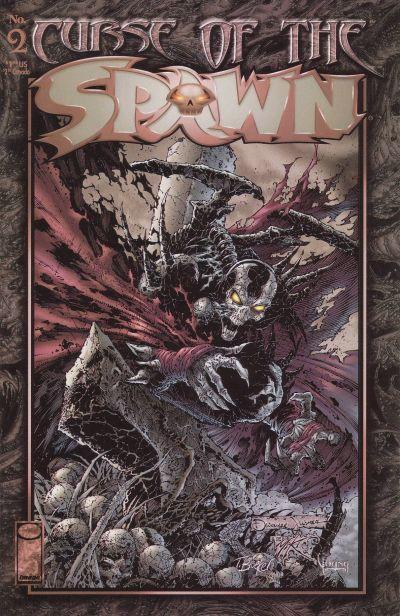 Curse of the Spawn Vol 1 2