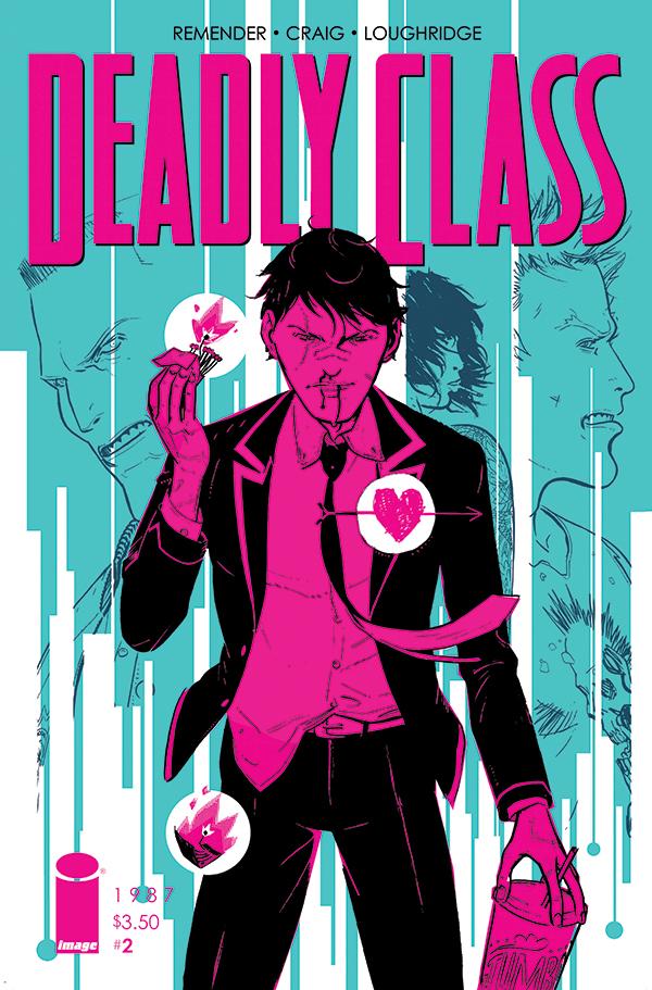 Deadly Class Vol 1 2