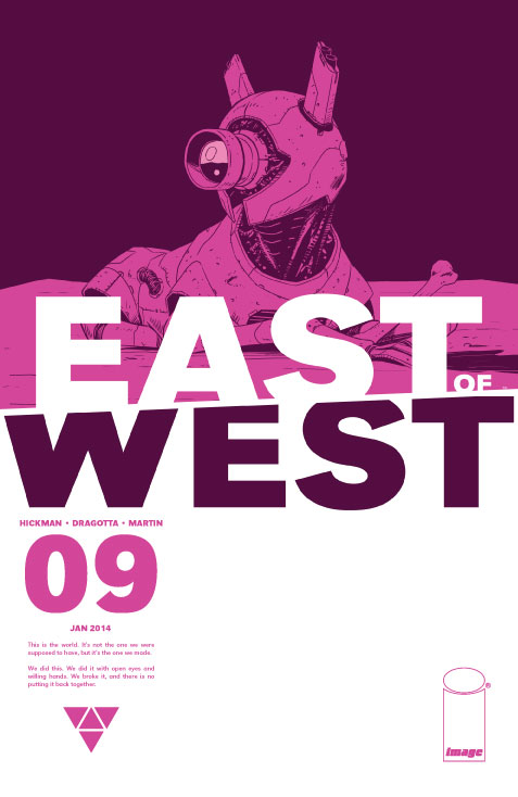 East of West Vol 1 9