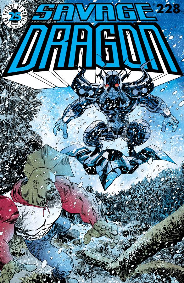 Savage Dragon Vol 1 228