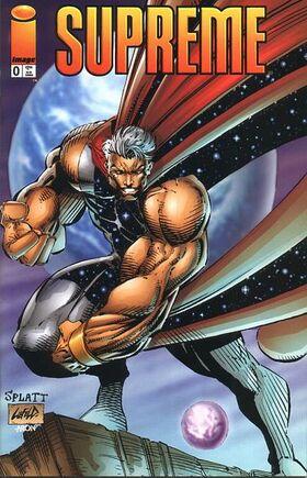 Cover for Supreme #0 (1995)