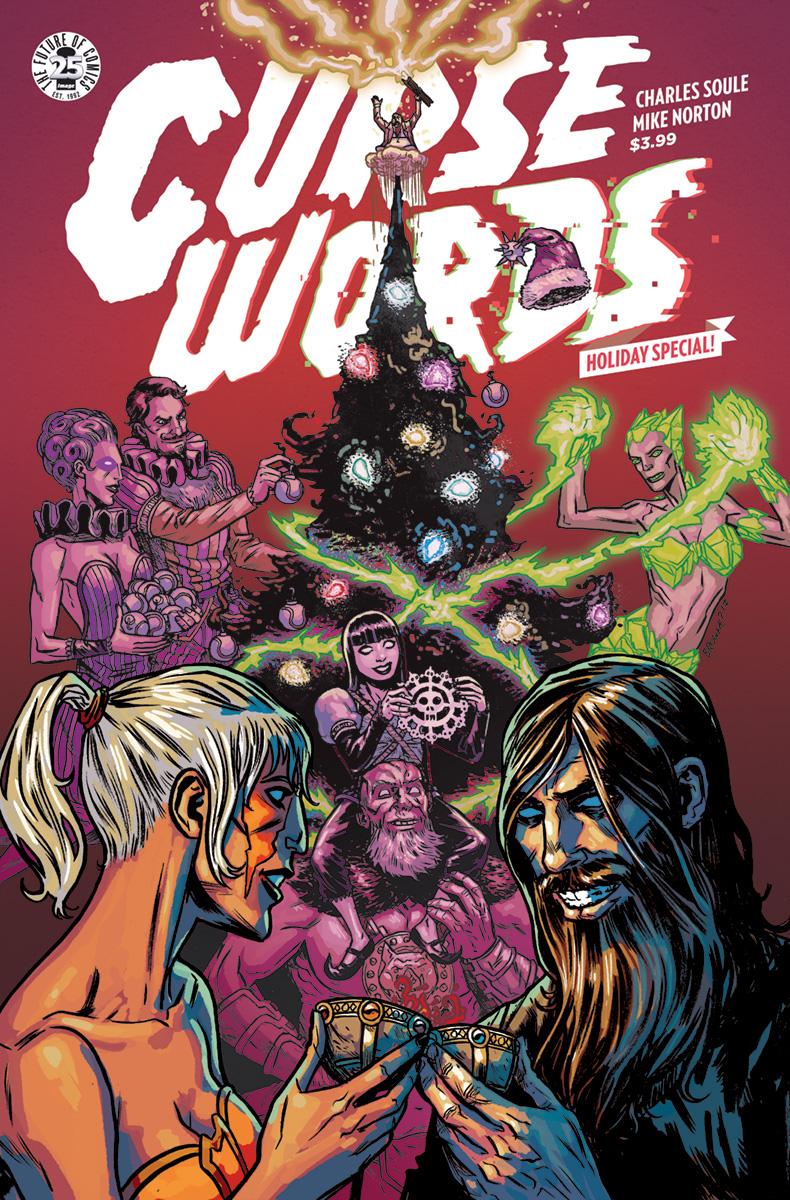 Curse Words Holiday Special Vol 1 1