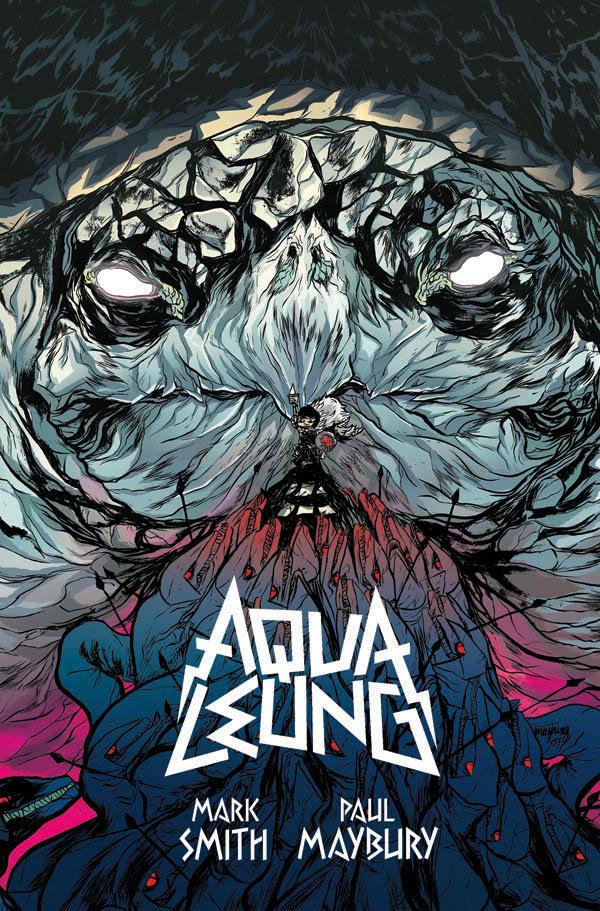 Aqua Leung Vol 1 1