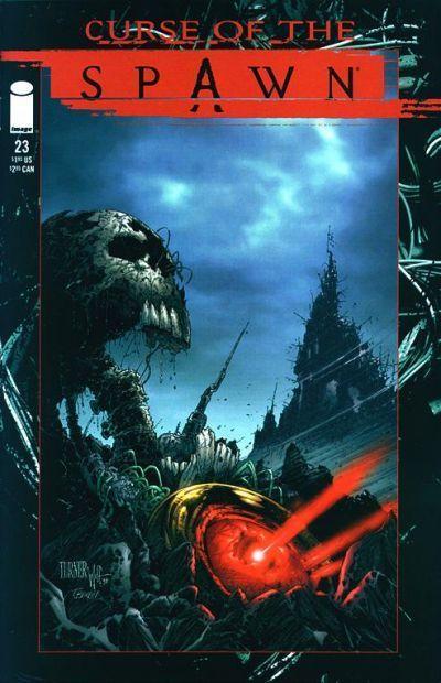 Curse of the Spawn Vol 1 23